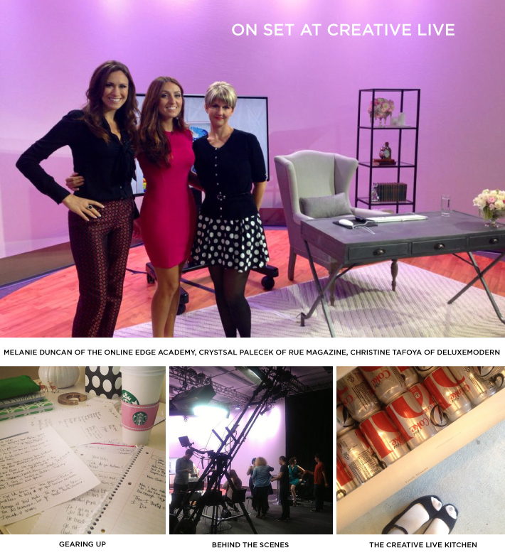 Deluxemodern on CreativeLive