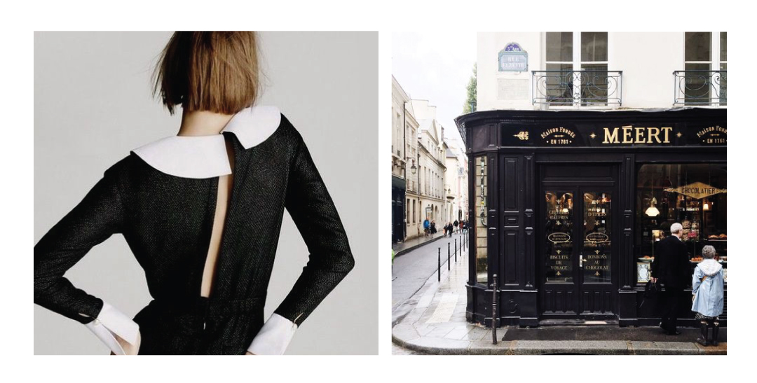 Chic As Usual | Moodboard